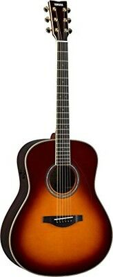 Yamaha Trans Guitare Acoustique Ll-Ta BS Marron Sunburst de Japon