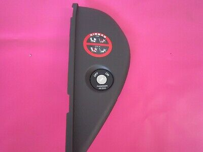 SANTA FE  Mk 2 Passenger Air bag, on/off switch with panel