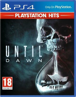 Until Dawn Playstation Hits (PS4)  NEW AND SEALED - IN STOCK - QUICK DISPATCH