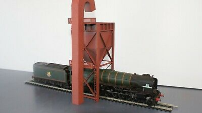 OO Coaling Chute / Tower Laser Cut Kit By N-SCENIC