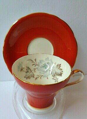 Lovely Aynsley, England  bone china Corset stye Tea Cup and Saucer