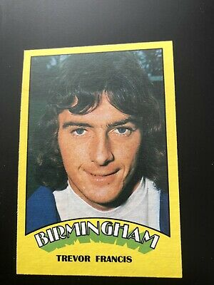 A&BC FOOTBALL CARD 1974 RED BACK No46