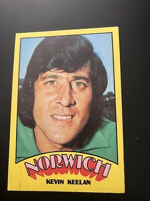 A&BC FOOTBALL CARD 1974 RED BACK No43