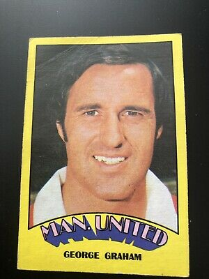 A&BC FOOTBALL CARD 1974 RED BACK No38