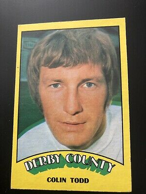 A&BC FOOTBALL CARD 1974 RED BACK No3