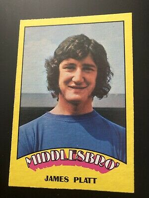 A&BC FOOTBALL CARD 1974 RED BACK No78