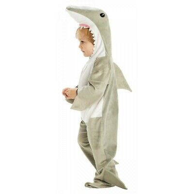Baby Shark Costume Infant Toddler Boys Girls Great White Outfit