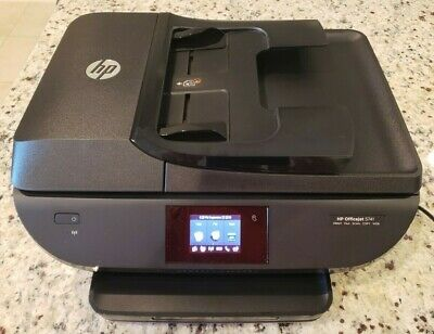 HP 1170CXI OfficeJet Pro All-In-One Inkjet Color Printer Copy Scan Print WELBILT