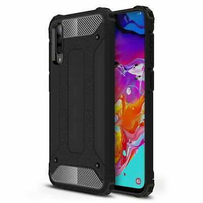 Armour Case For Samsung Galaxy A50 A70 S10 S10E S9 S8 Plus S7 EDGE Back Cover