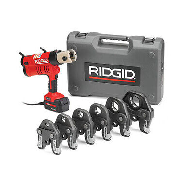"RIDGID RP 340 PROPRESS KIT 1/2-2 AC (43373) Corded Press Tool, 1/2""-2"""