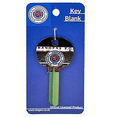 Glasgow Rangers Fc Club Crest Door Keys Key Ul2 Blank Souvenir Rfc
