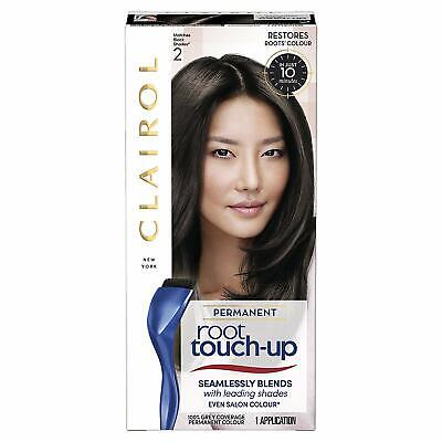 Clairol Root Touch Up Permanent Hair Dye 2 Black