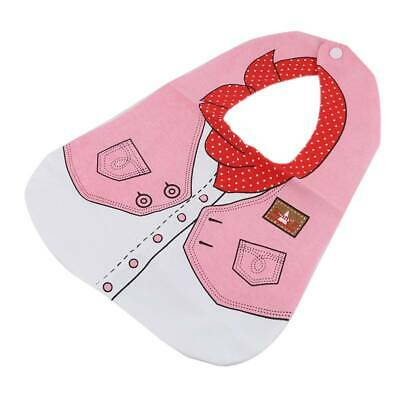 Children's Waterproof Bibs Baby Toddler Bibs Feeding Smock Bibs Apron JA