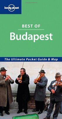 Budapest: The Ultimate Pocket Guide & Map (Lonely Planet Best of ...) By Steve