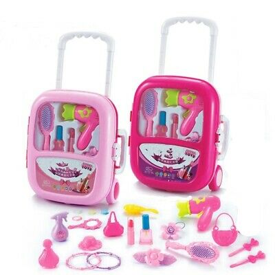 Toys for Girls Age 4 5 6 7 8 9 10 11 Year Old Kids 22 Pc BeautySet Birthday Gift