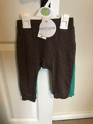 M&S Baby Girls Trousers Joggers Age 12-18 Months BNWT
