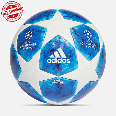 Adidas Uefa 18 Champions League 2018-2019 Soccer Ball  [Size 5]