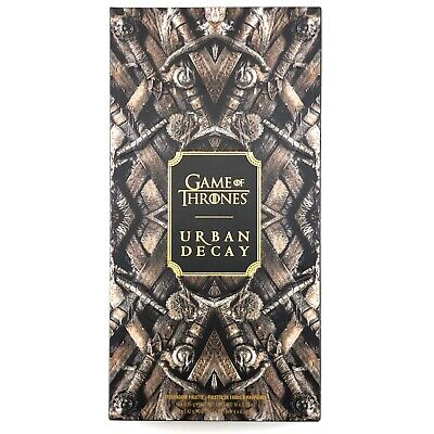 Urban Decay EyeShadow Palette Special Edition  Game Of Thrones Cosmetics Makeup