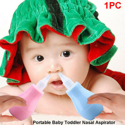 Nasal Aspirator For Baby Runny Nose CLEANER Mucus Remover Fast Delivery