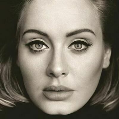 Adele 25 (CD, 2015) New Not Sealed Clearance