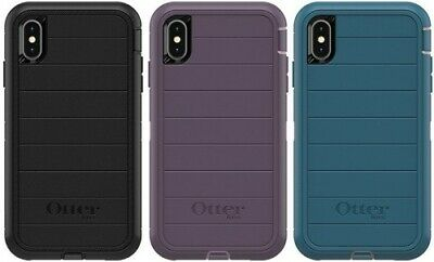 New OtterBox Defender PRO Series For iPhone Xs Max Case - No Clip
