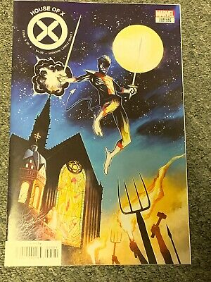 House of X #5 Huddleston Variant Just Released Hot New X-men Series VF/NM