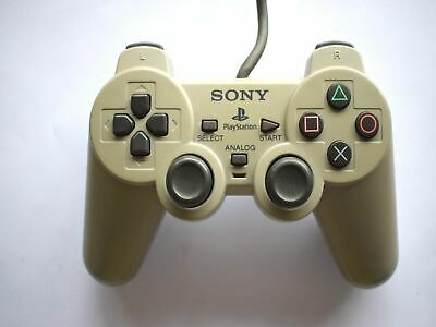 Official Genuine Sony PS1 Playstation 1 Dual Analog Gaming Controller Gamepad