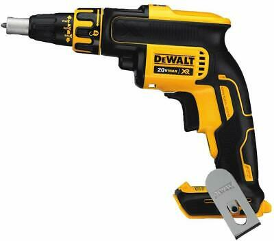 DEWALT DCF620B 20-Volt MAX XR Lithium-Ion Brushless Drywall Screw Gun -Tool Only