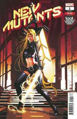 Lcsd 2019 New Mutants 1 Dx Nm Local Comic Shop Day Variant Pre-Sale 11/13