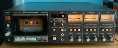 TASCAM 133 MULTI IMAGES SERIES TAPE PROFESSIONAL DECK - AS NEW - Works perfectly