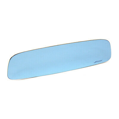 Spoon Blue Wide Rear View Mirror For Honda Accord Cl7 Cl9 03-07