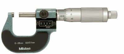 Mitutoyo count outside micrometer M81025 from japan