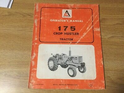 6140 or 6150 Choice Of 1 Allis Chalmers And Deutz Allis Manuals
