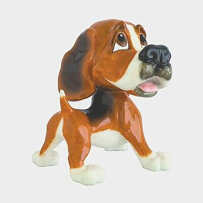 Arora Little Paws Jenny Jersey Cow Farmyard Figurine Ornament Animal Lovers Gift