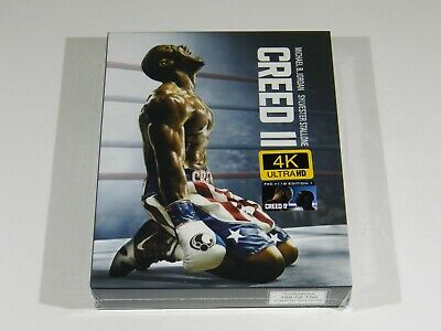 Creed II 4K UHD + Blu-ray Steelbook FilmArena Full Slip Edition #188/750
