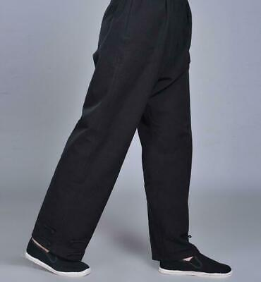 Fashion Mens Cross Pants Trousers Kung Fu Tai Japanese Style Casual Trousers
