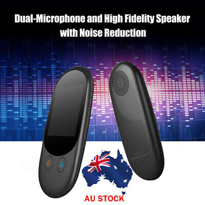Mini WIFI Translation 50 Languages Smart Translator Instant Digital Voice Device