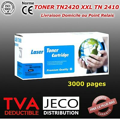 Toner Laser TN2420/2410 compatible Brother DCP2550/2510 HL2375/2350 MFC2750 2730