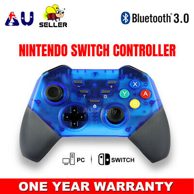 For Nintendo Switch Pro Controller Wireless Bluetooth