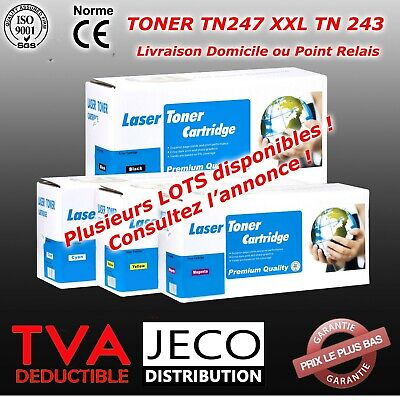 Toner Laser Brother TN247/TN243 XXL compatible DCP3550 HL3210/3230/3270 MFC3710