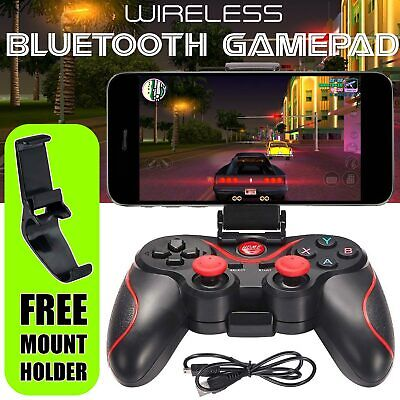 Bluetooth Wireless Game Remote Controller Joypad for Galaxy S10 S9 Note 10+
