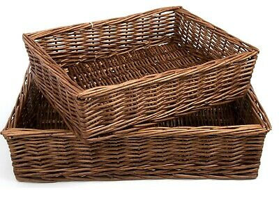 gift baskets WHOLESALE hampers Christmas display storage Box of 10 Med Lincoln