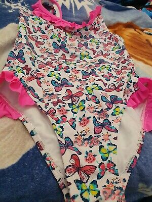 Lovely Girls yd Swimming Costume Age 7-8 Years