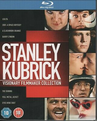 Blu-Ray Pack Coleccion Stanley Kubrick