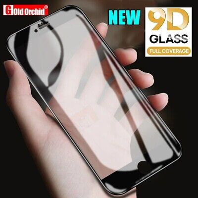 Full Cover Screen Protector For Apple iPhone 8 Plus iPhone 7 Plus Tempered Glass