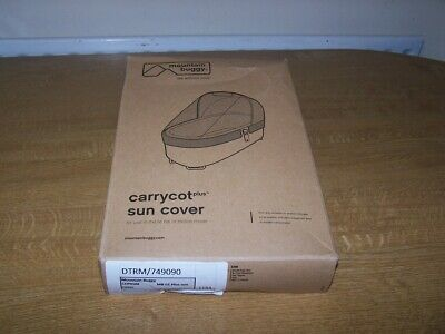 Mountain Buggy [ Phil And Teds ] Carrycot Uv Suncover