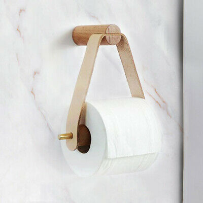a few days away 100% top quality good quality PORTE Rouleaux Papier Toilette * Bois *** - EUR 12,00 ...