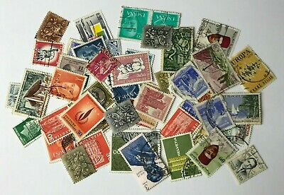 Job Lot of - Used - Off Paper - Mixed World - Postage Stamps - Inc Spain