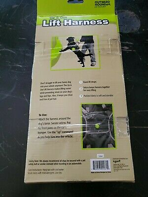 Outward Hound Up & Out Lift Harness Pet Lifting Aid