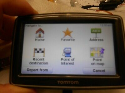 Tom Tom Xl Gps N14644